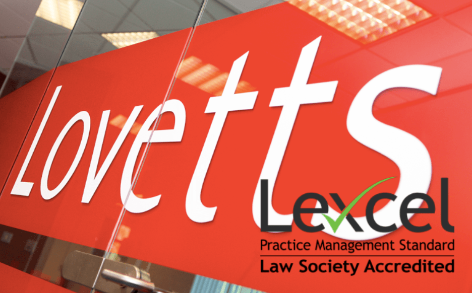2019 Law Society Lexcel Accreditation