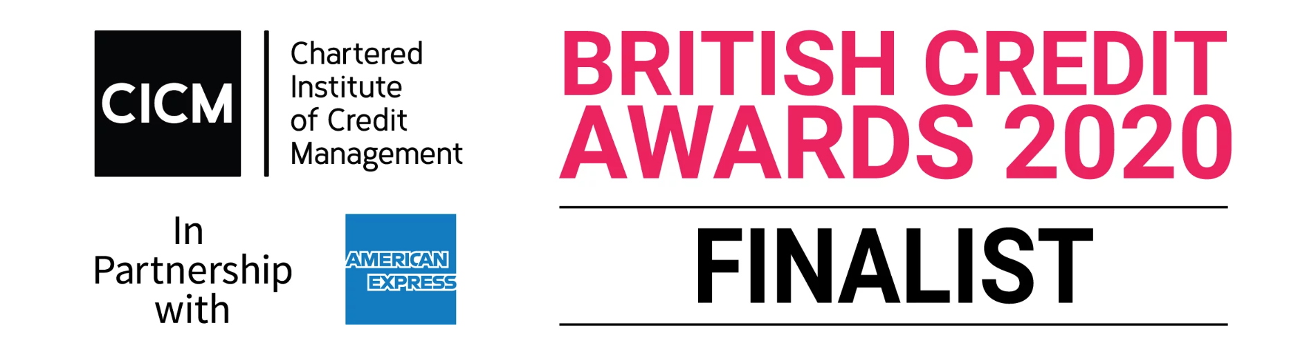 British Credit Awards 2020 Finalist
