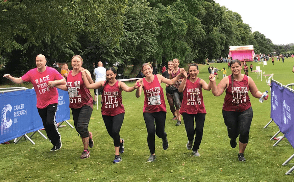 Lovetts Race For Life