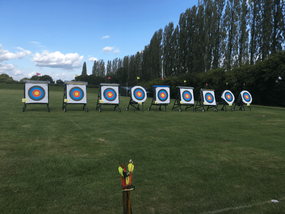 Mental Health Archery