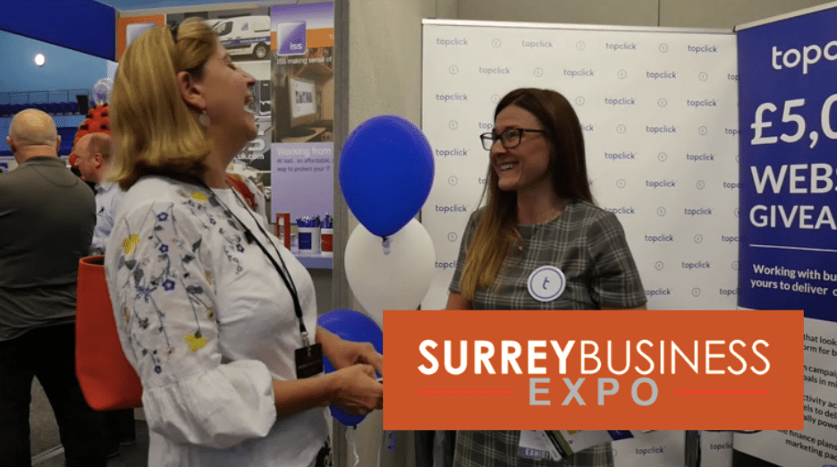 Lovetts Attend Surrey Business Expo